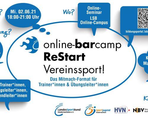 Online Barcamp ReStart 02.06.2021